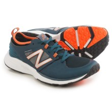 New Balance Vazee Quick Cross-Training Shoes (For Men) in Navy/Orange - Closeouts