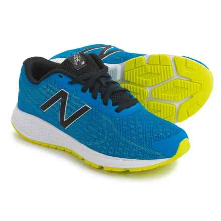 New Balance Vazee Rush Running Shoes (For Big Boys) in Blue - Closeouts