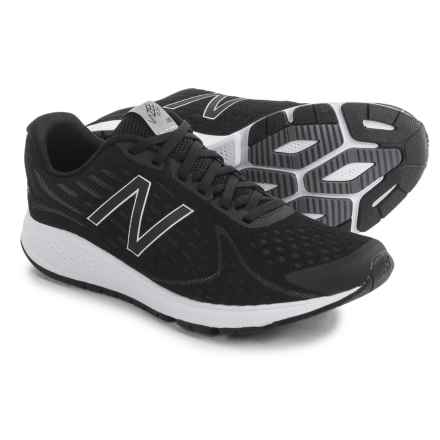 New Balance Vazee Rush Running Shoes (For Men) in Black/White - Closeouts