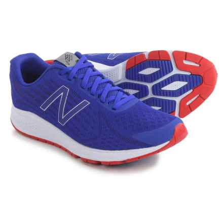 New Balance Vazee Rush Running Shoes (For Men) in Blue/Red - Closeouts