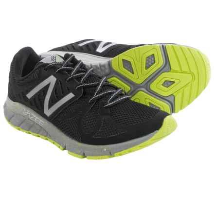 New Balance Vazee Rush Running Shoes (For Women) in Black/Hi Lite - Closeouts