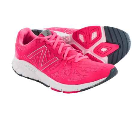 New Balance Vazee Rush Running Shoes (For Women) in Pink/Harbor Blue - Closeouts