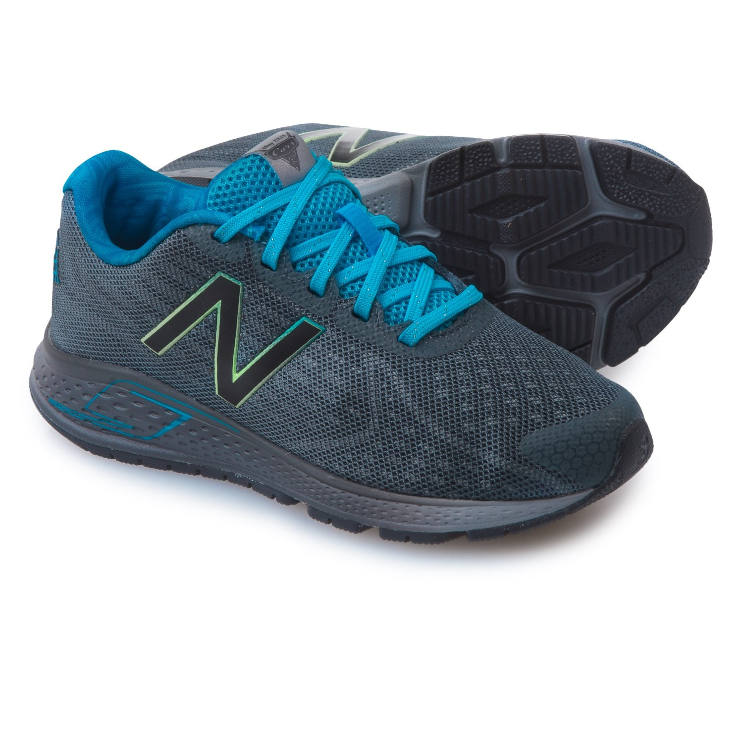 New balance vazee rush v2 mens running shoes black multi online - New Balance Vazee Rush V2 Running Shoes For Little And Big Kids In Grey