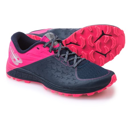 New Balance Vazee Summit Trail V2 Trail Running Shoes (For Women) in Dark Denim