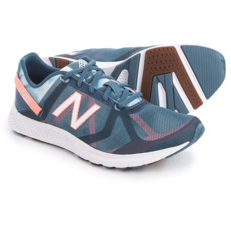 New Balance Vazee Transform Graphic Training Shoes (For Women) in Deep Porcelain Blue