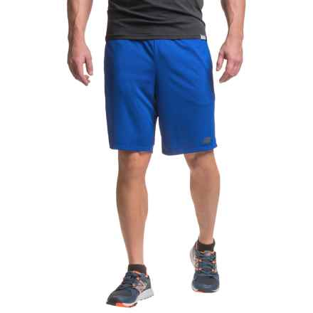 New Balance Versa Knit Athletic Shorts (For Men) in Marlin Blue - Closeouts