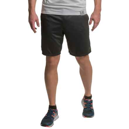 New Balance Versa Knit Running Shorts (For Men) in Black - Closeouts