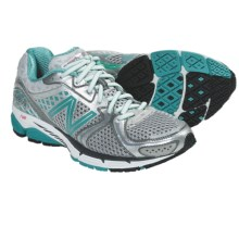 New Balance W1260 Running Shoes (For Women) in Turquoise/Grey - Closeouts
