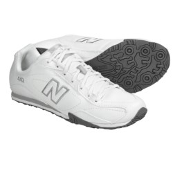 New Balance W442 Casual Shoes (For Women) in White/Silver