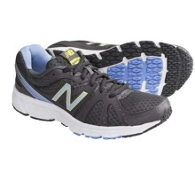 New Balance W450V2 Training Shoes (For Women) in Black/Silver - Closeouts