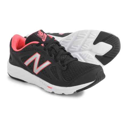New Balance W490v4 Running Shoes (For Women) in Black - Closeouts