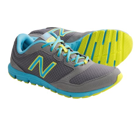 New Balance W630 Running Shoes - Minimalist (For Women) in Grey/Blue