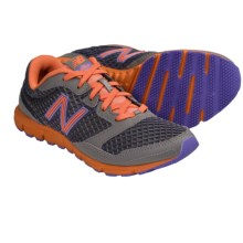 New Balance W630 Running Shoes - Minimalist (For Women) in Grey/Orange - Closeouts