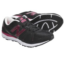 New Balance W690 Running Shoes - Lightweight (For Women) in Black/Pink - Closeouts
