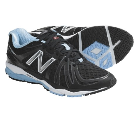 New Balance W890v2 Running Shoes (For Women) in Black/White