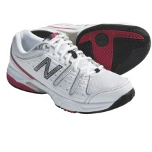 New Balance WC656 Tennis Shoes (For Women) in White - Closeouts