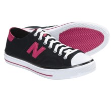 New Balance WCPT Casual Shoes (For Women) in Black/Pink - Closeouts