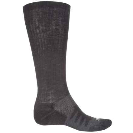 New Balance Wellness Walker Compression Socks - Over the Calf (For Women) in Black - Closeouts