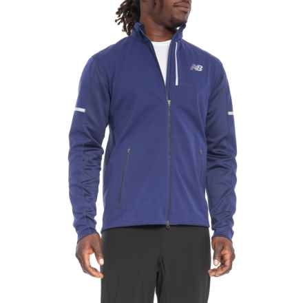 New Balance Windblocker Jacket (For Men) in Tempest - Closeouts