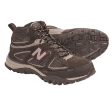 New Balance WO900 Gore-Tex® Mid Hiking Shoes - Waterproof (For Women) in Brown - Closeouts