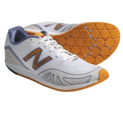 New Balance WR10 Minimus Shoes - Minimalist (For Women) in Orange/Blue