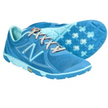 New Balance WR20 Minimus Running Shoes - Minimalist (For Women) in Blue - Closeouts