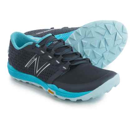 New Balance WT10V4 Trail Running Shoes (For Women) in Black - Closeouts