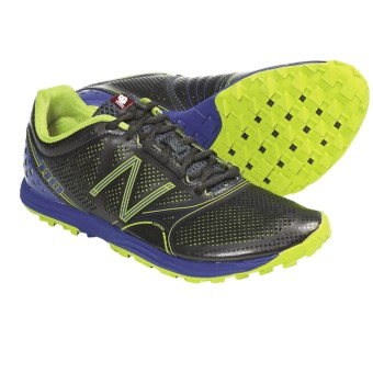 New Balance WT110 Trail Running Shoes - Minimalist (For Women) in Black/Green