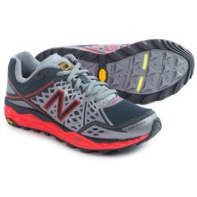 New Balance WT1210V2 Trail Running Shoes (For Women) in Bright Cherry/Orca/Steel - Closeouts