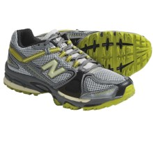 New Balance WT876 Trail Running Shoes (For Women) in Grey/Green - Closeouts