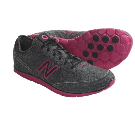 New Balance WW01 New Sky Minimus Shoes - Minimalist, Recycled Materials (For Women) in Grey/Pink