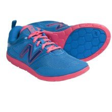 New Balance WX20 Minimus Shoes - Minimalist (For Women) in Blue/Pink - Closeouts