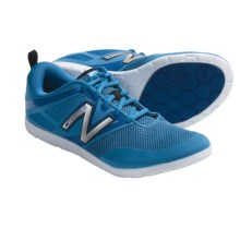 New Balance WX20 Minimus Shoes - Minimalist (For Women) in Blue/White - Closeouts