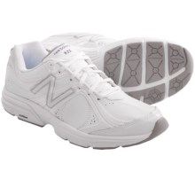 New Balance WX633 Cross Training Shoes (For Women) in White - Closeouts