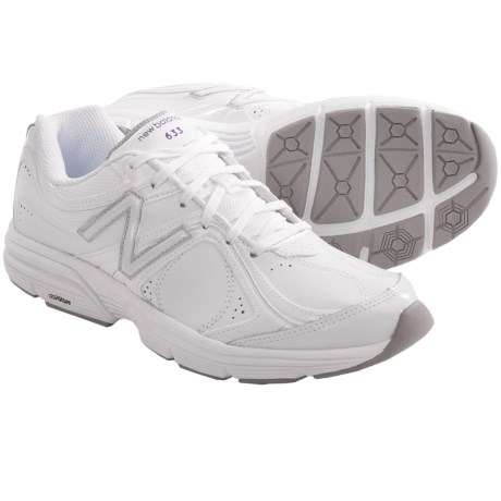 New Balance WX633 Cross Training Shoes (For Women) in White