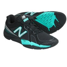 New Balance WX997 Cross Training Shoes (For Women) in Black/Teal - Closeouts