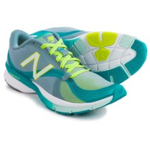 New Balance X88 Cross-Training Shoes (For Women) in Blue/Yellow - Closeouts