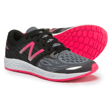 New Balance Zante V3 Running Shoes (For Little and Big Girls) in Black