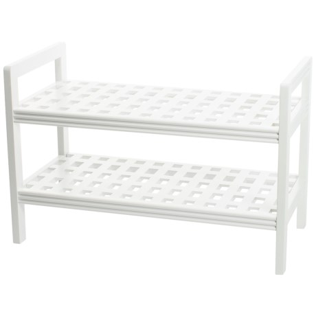 "New Ridge Beaumont Large Bench - 22x33.25x16"" in White"