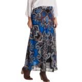 New York Clothing Co. Chiffon Maxi Skirt (For Women)
