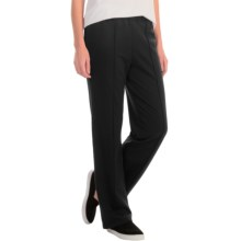 New York Laundry French Terry Pants (For Women) in Black - Closeouts