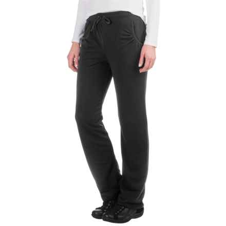 New York Laundry Ruched Pocket Pants (For Women) in Black - Closeouts
