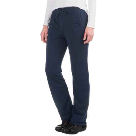 New York Laundry Ruched Pocket Pants (For Women) in Navy - Closeouts