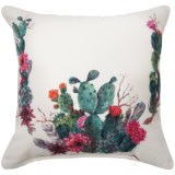 """Newport Aloe You Vera Much Indoor/Outdoor Throw Pillow - 20x20"""""""