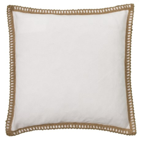 "Newport Solano Throw Pillow 40x40"" Feathers Save 40% Extraordinary Newport Feather Decorative Pillow"