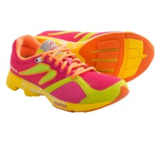 Newton Distance Lightweight Universal Trainer Running Shoes (For Women) in Pink/Yellow - Closeouts
