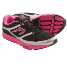 Newton Energy NR Gateway Trainer Running Shoes (For Women) in Black/Pink - Closeouts