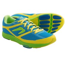 Newton Energy NR Gateway Trainer Running Shoes (For Women) in Blue/Citron - Closeouts