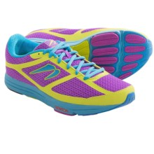 Newton Energy NR Gateway Trainer Running Shoes (For Women) in Purple/Lime - Closeouts