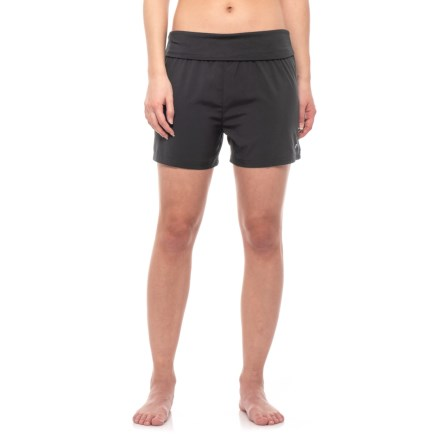 db1f9f3809 Next Good Karma Boardshorts (For Women) in Black - Closeouts